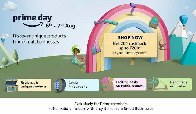 Unlock Amazon Prime Day Cashback Rewards