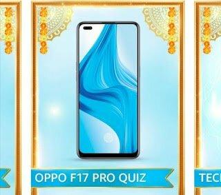 Amazon Oppo F17 Pro Quiz Answers