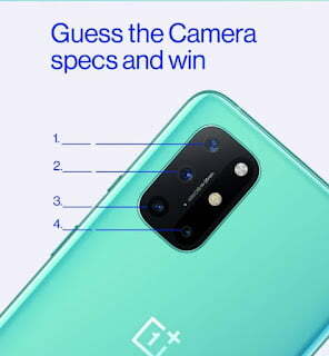 Amazon Guess The Camera Specs And Win