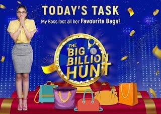 Flipkart The Big Billion Hunt