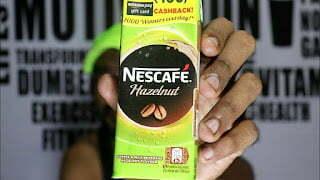 Nescafe Hazelnut Cofee Amazon Offer