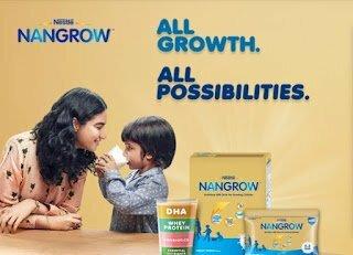 Lybrate Nestle Nangrow Free Sample