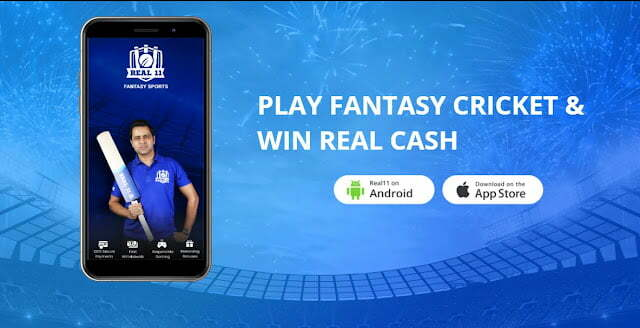 Real11 Fantasy App Referral Code