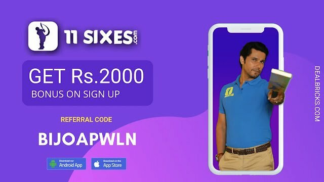 11Sixes Referral Code