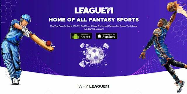 League11 Referral Code, League11 Apk Download