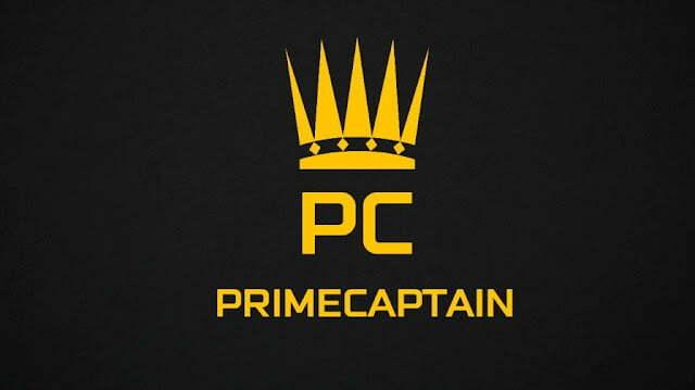 Prime Captain fantasy referral code